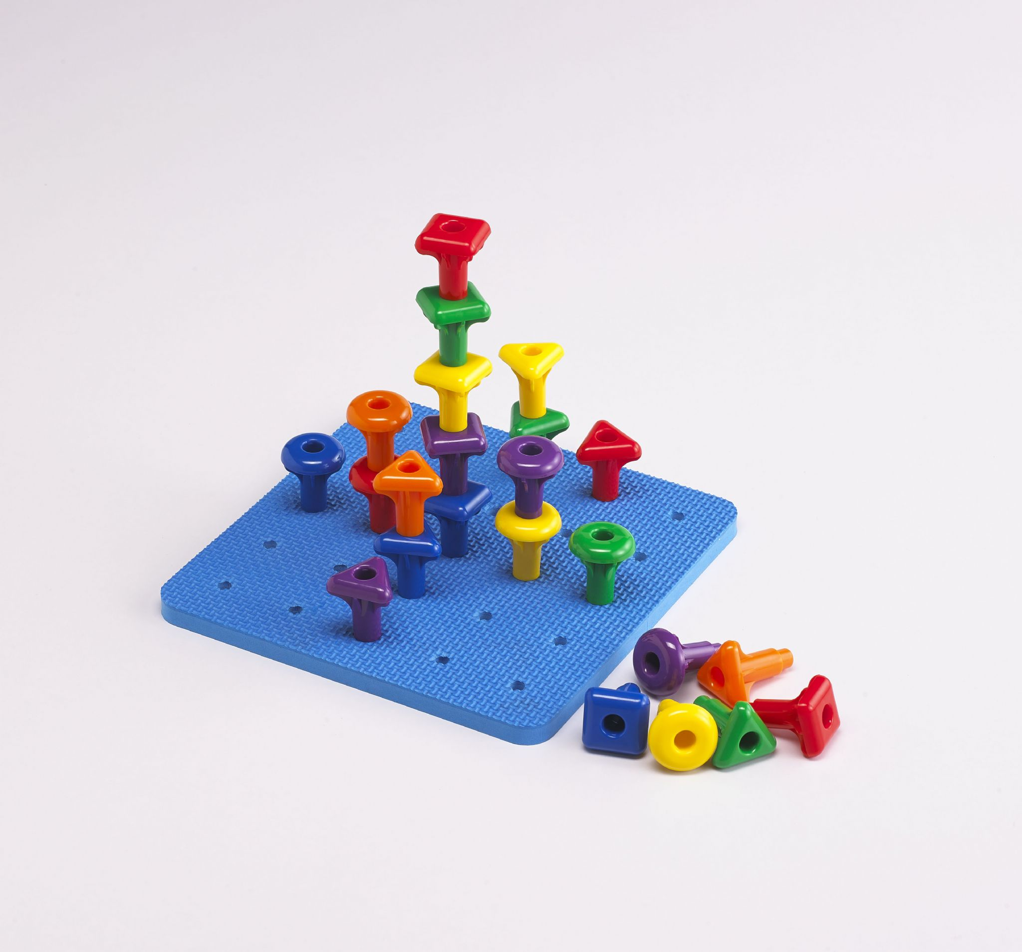 Giant Pegs And Pegboard Set Special Needs Classroom